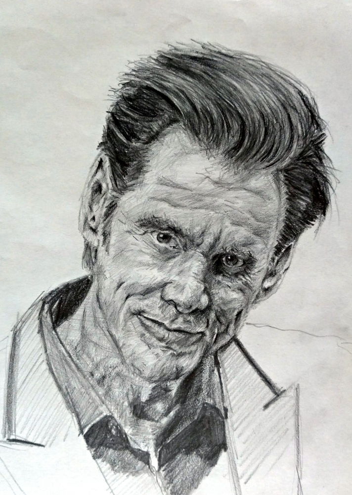 Jim Carrey por linshyhchyang